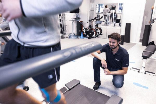 Somatic sportfysiotherapie onderzoek